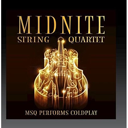Midnight String Quartet Performs Coldplay (CD) (Beethoven String Quartets Best Recordings)
