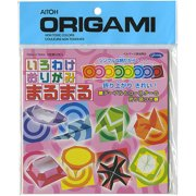 """Origami Paper 6"""" x 6"""", 32pk, Irowke"""