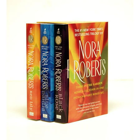 Nora Roberts In The Garden Box Set