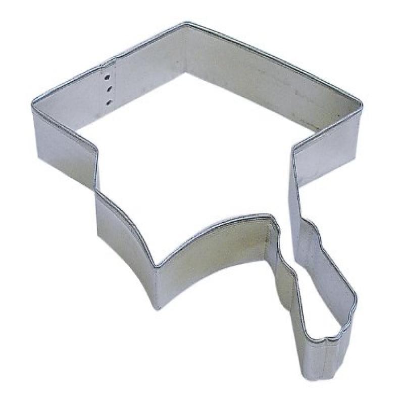 R & M Mortar Board Cookie Cutter