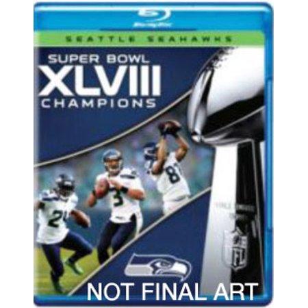 Seattle Seahawks: NFL Super Bowl XLVIII Champions (Super Mall Seattle)