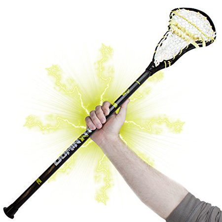 Crown Sporting Goods Domination Lacrosse Mini Stick, 33