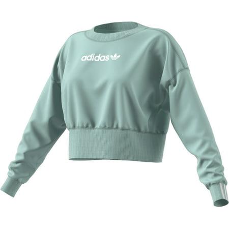 Adidas Originals Coeeze Cropped Sweatshirt  