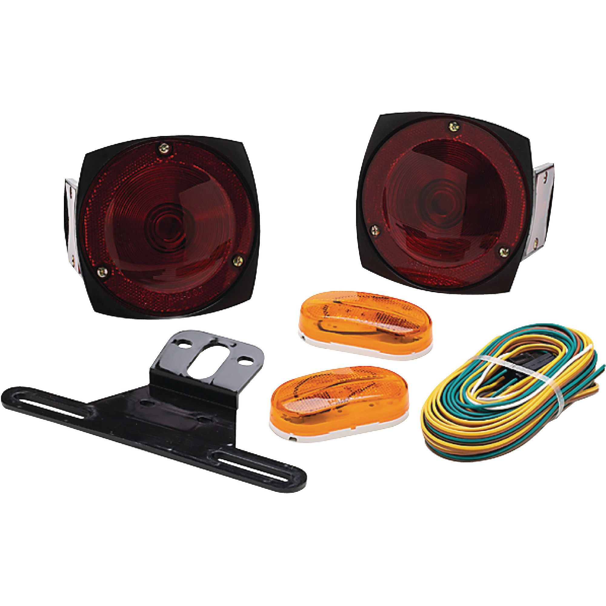 Seachoice Submersible Trailer Light Kit with Side Lights