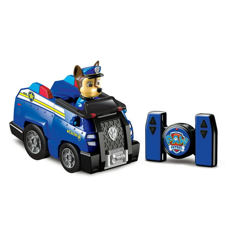 Jamn Products - Paw Patrol My First Preschool Remote Control, Chase Blue Paw Paw Tracks