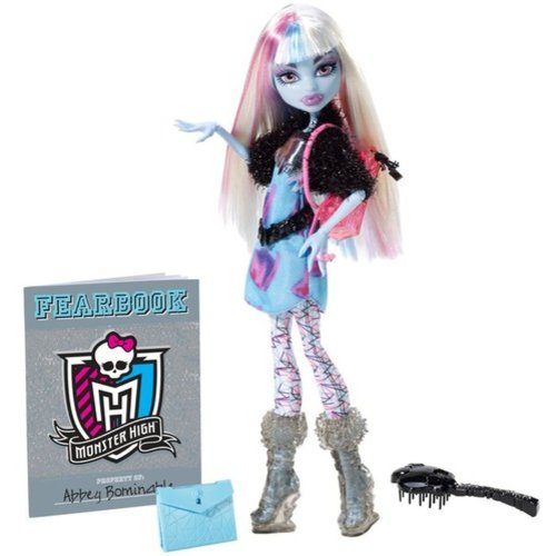 Monster High Picture Day Abbey Bominable