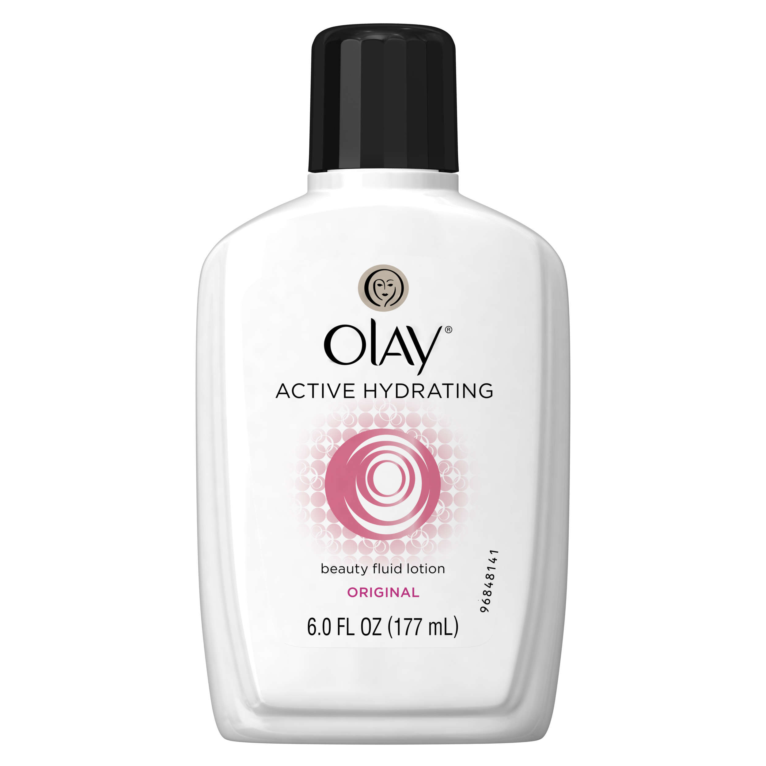Olay Active Hydrating Lotion Face Moisturizer 6oz (Dry Skin)