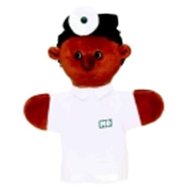 Get Ready Kids African American Doctor Hand Puppet