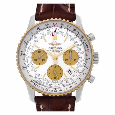 Pre-Owned Breitling Navitimer D23322 Steel Watch (Certified Authentic & Warranty)