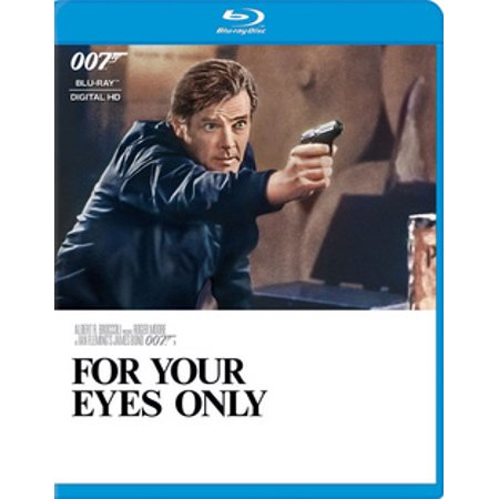 For Your Eyes Only (Blu-ray)
