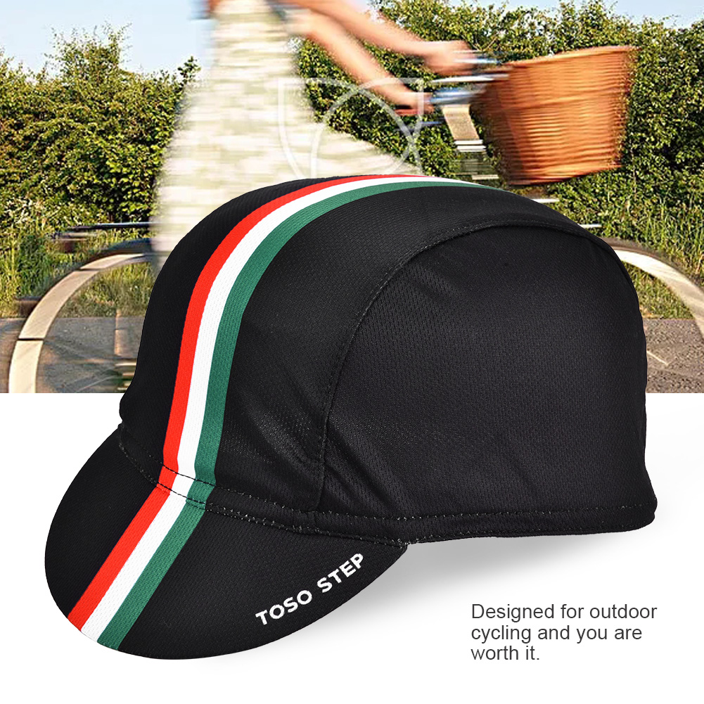 Aramox 4 Colors Unisex Adults Outdoor Bicycle Riding Bike Cycling Breathable Sport Cap, Bike Cycling Cap, Cycling Hat