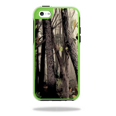 Skin Decal Wrap for OtterBox Symmetry iPhone 5C Case sticker Tree