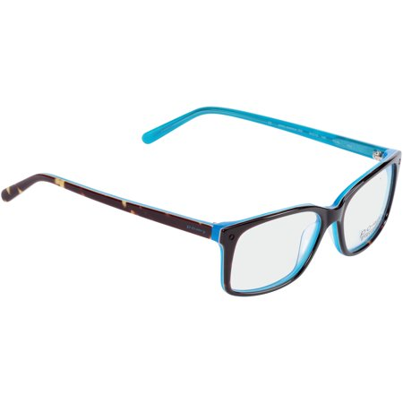 Pomy Eyewear Rx-able Eyeglass Frames 395 Teal - Walmart.com