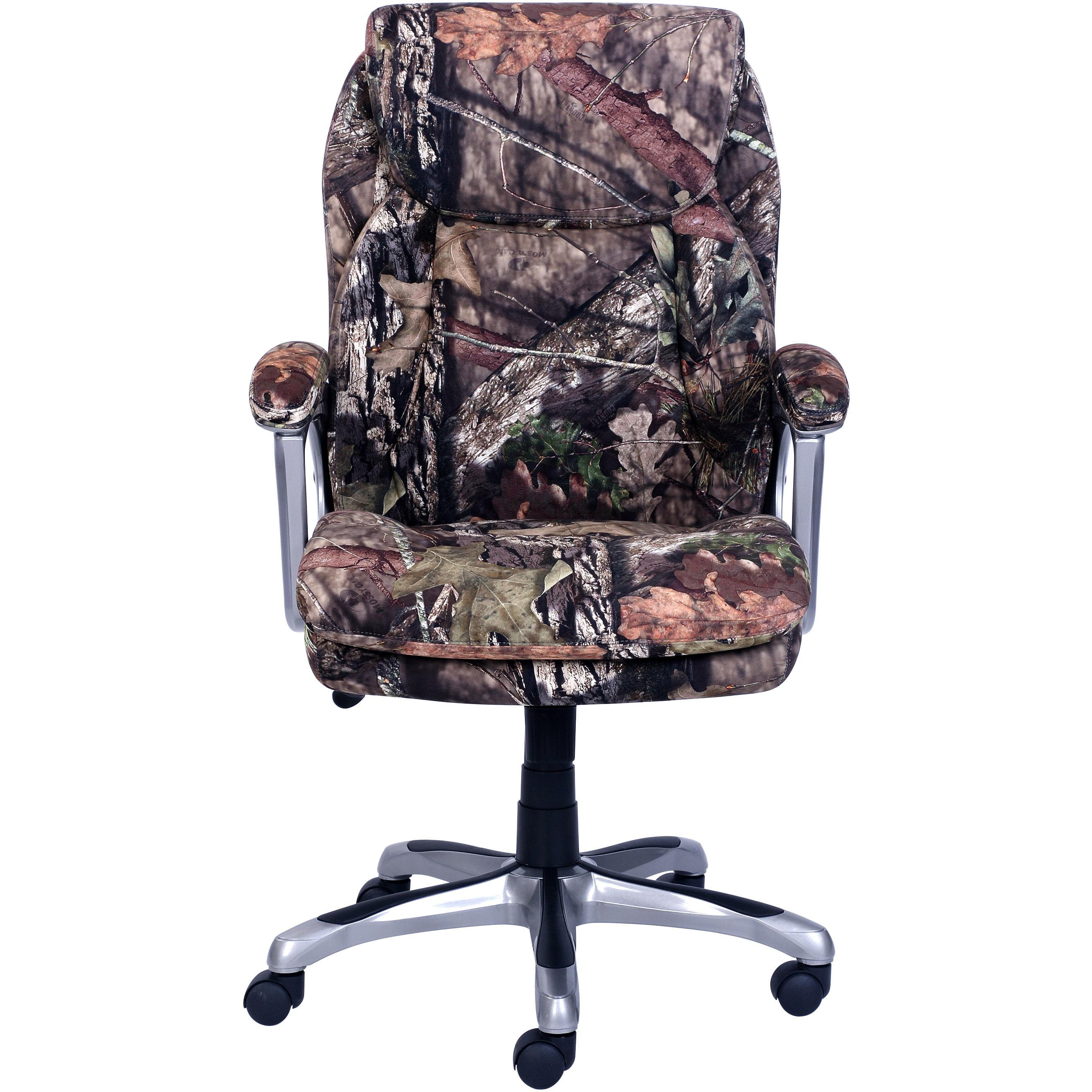 Mossy Oak Break Up Country Camouflage Adjustable Office Chair Walmart Com Walmart Com