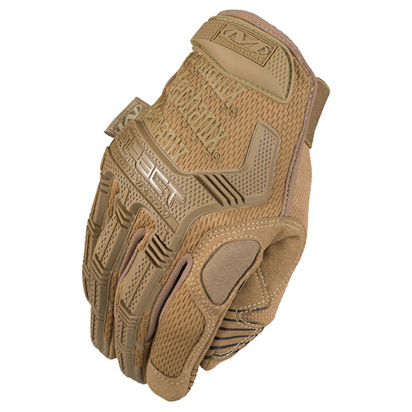 Mechanix Hunting M-Pact Coyote Glove Impact Protection Medium
