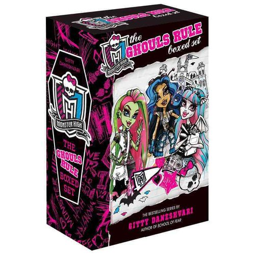 The Ghouls Rule Boxed Set