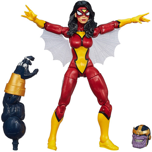 Marvel Legends Infinite Fierce Fighters Spider-Woman