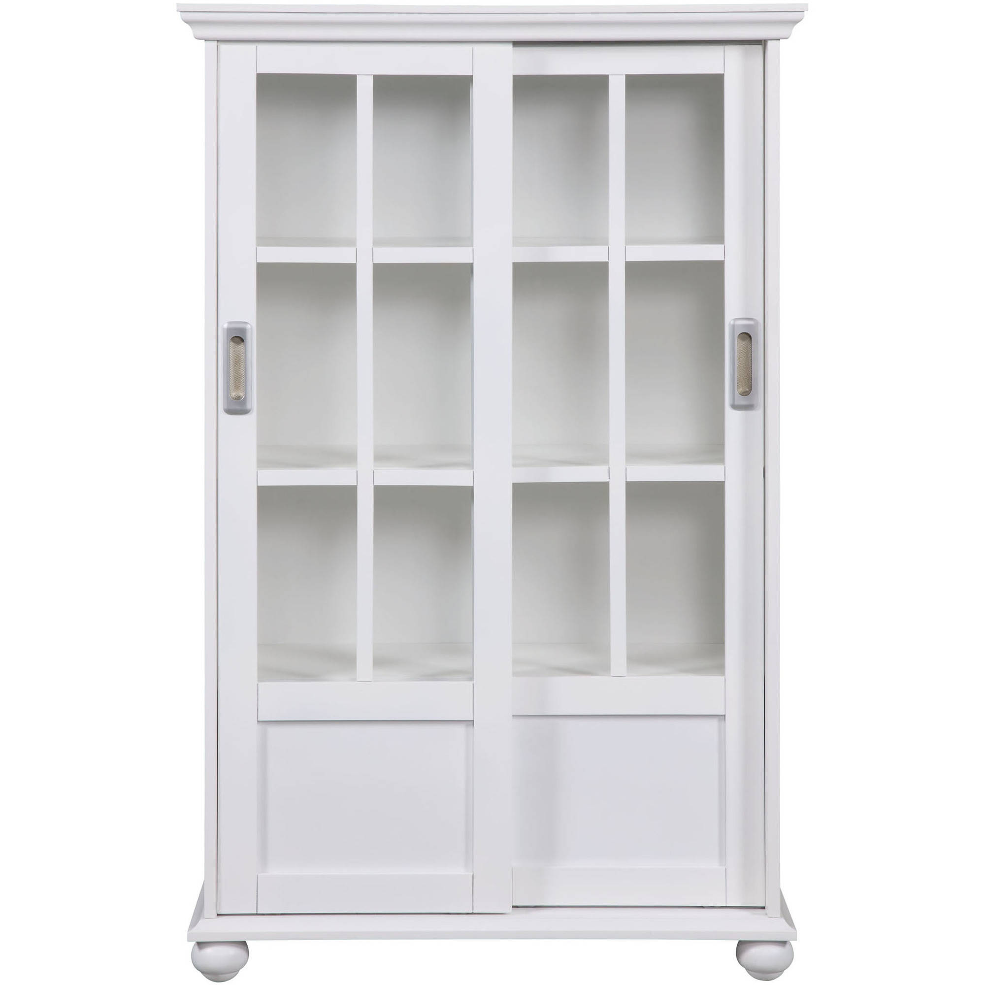 Altra aaron lane bookcase with sliding glass doors white altra aaron lane bookcase with sliding glass doors white walmart vtopaller Gallery