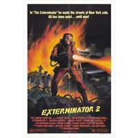 """Exterminator 2 - movie POSTER (Style A) (27"""" x 40"""") (1984)"""
