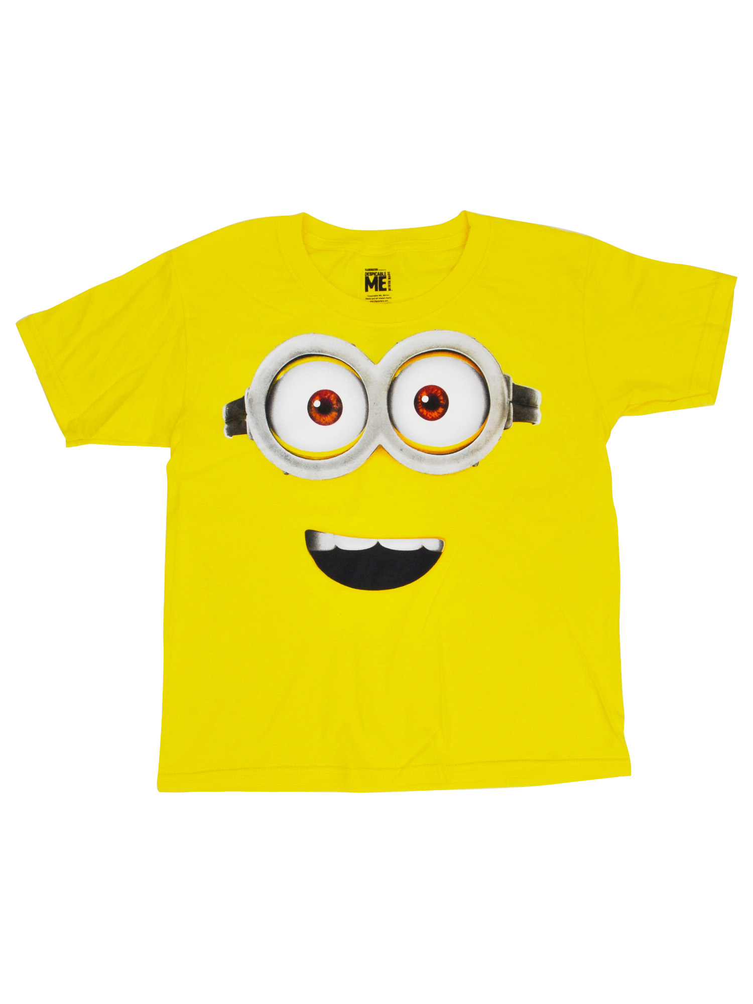 Despicable Me Minion t-shirt Size 6-7 S 14-16 XL New childs Short Sleeve Tee