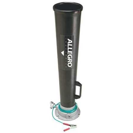 Pneumatic Blower,Venturi,Plastic ALLEGRO 9518-13