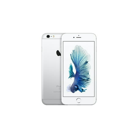iPhone 6s 32GB Silver (AT&T) Refurbished A+ (Best Price For Nexus 5x 32gb)