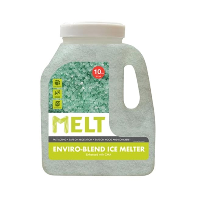 Snow Joe MELT10EB-J 10 lbs. Premium Enviro Blend Ice Melter With Cma - Jug