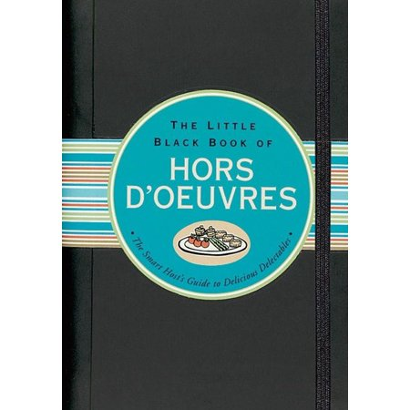 The Little Black Book of Hors d'Oeuvres - eBook](Hors D'oeuvres For Halloween Party)