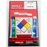 Manley Miracle Seal 2 Part Epoxy 1/2 lb Part A/B Tube P/N 40180