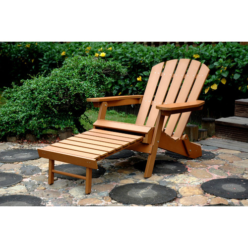 Faux Wood Adirondack Chair by Merry Products