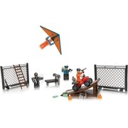 Roblox Jailbreak : Great Escape Playset w/ 24 Play Pieces & Virtual Item