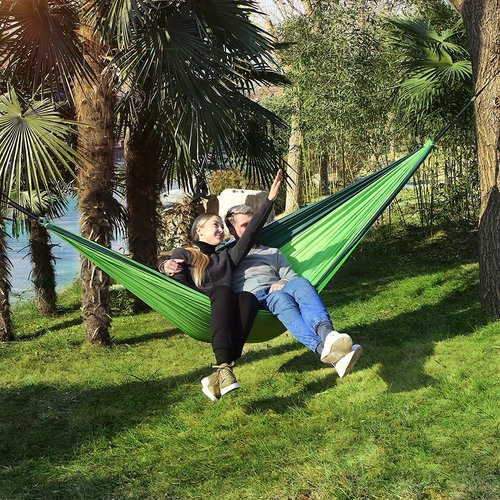 Freeport Park Philip Parachute Camping Double Tree Hammock