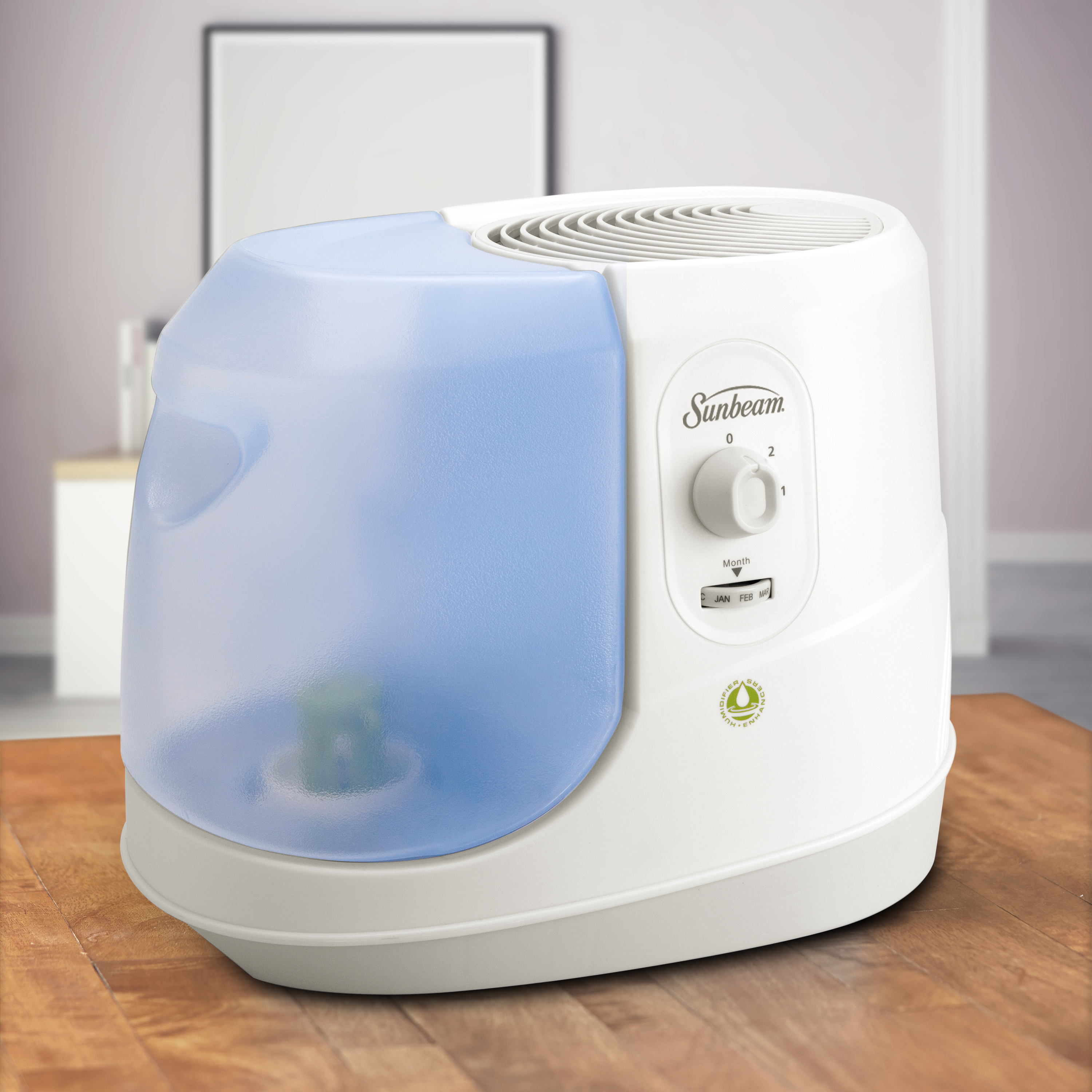 Sunbeam Cool Mist Humidifier (SCM1100-NWM)