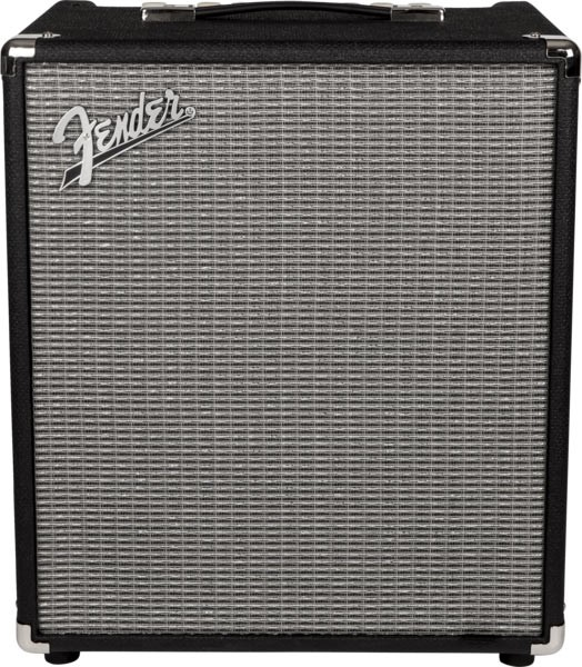 Fender Rumble V3 Bass Combo Amplifier 100 Watt Output 12 Inch Speaker