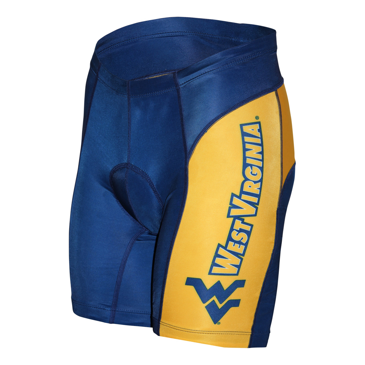 West Virginia Cycling Shorts