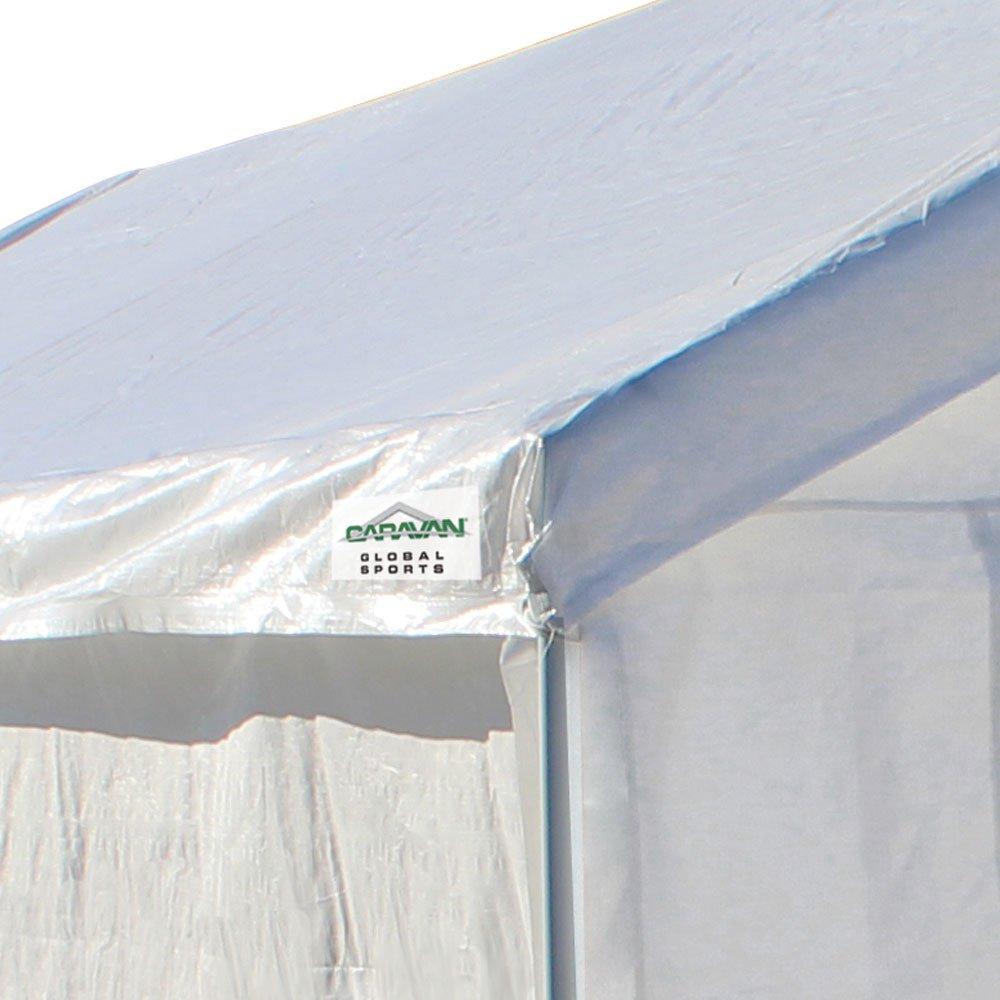 10'x20' Carport Enclosure Kit Garage Sidewall Frame Not ...