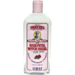 THAYERS Rose Petal Witch Hazel Toner - Alcohol Free & Organic Aloe Vera, Alcohol-Free, Paraben-Free, Propylene Glycol-Free By Thayer's Ship from US