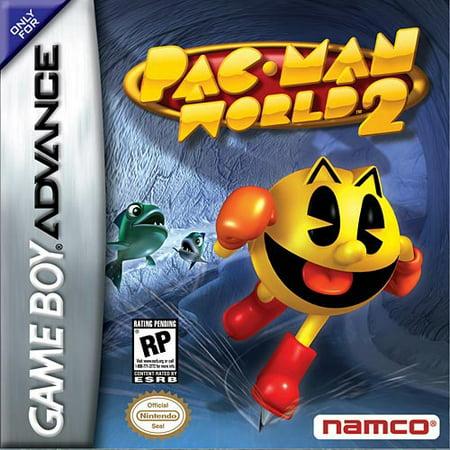 Pac Man World 2