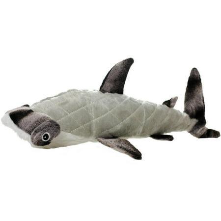 Mighty Ocean Hammerhead Dog Toy, Multicolor