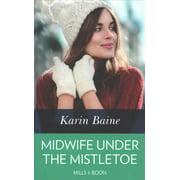 Midwife Under the Mistletoe (Hardcover)