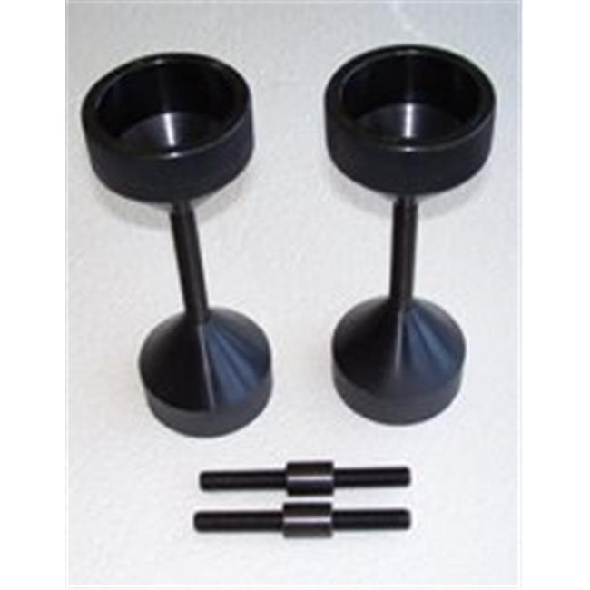 Flange Wizard 496-42050-TXL Two Hole Pins, Alloy Steel, Extra-Large, 3 in. Hole Diameter