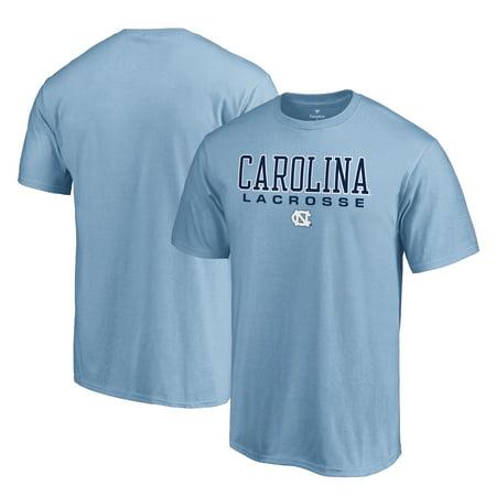 North Carolina Tar Heels Fanatics Branded True Sport Lacrosse T-Shirt - Light - Tar Heels Lacrosse