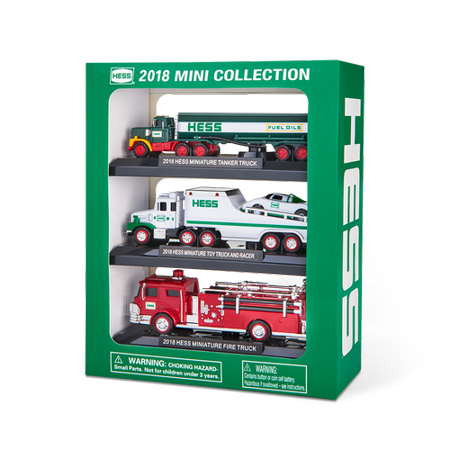 Hess Truck 2018 Mini Truck Collection