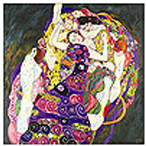 """Trademark Art """"Virgins"""" by Gustav Klimt"""