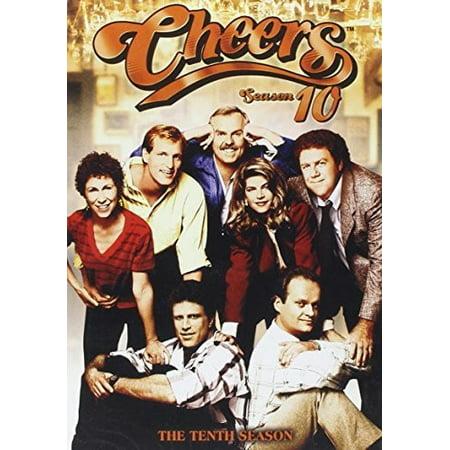 Cheers-Season 10 (DVD) - image 1 of 1