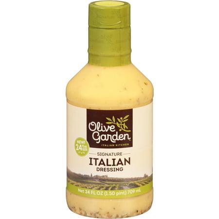 Olive Garden Italian Kitchen Signature Italian Dressing 24 Fl Oz