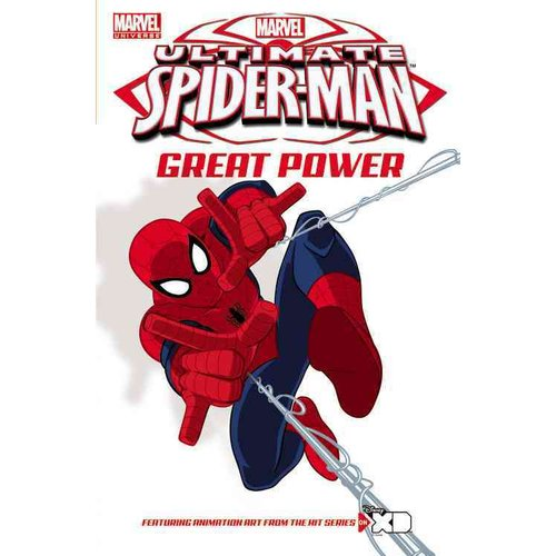 Marvel Universe Ultimate Spider-Man: Great Power