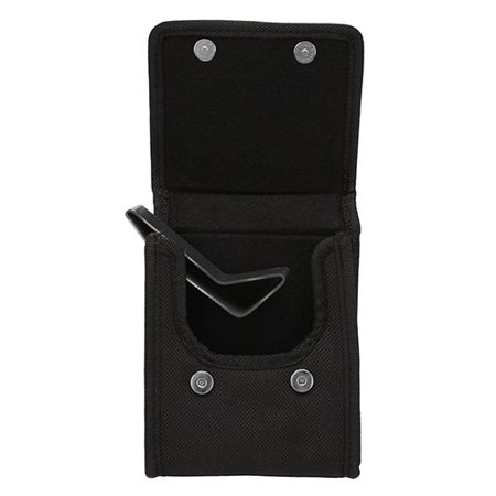 Bulldog Cases Black Nylon