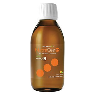 Ascenta NutraSea DHA Supplément haute oméga3 saveur d'agrumes - 200 ml