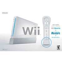 Refurbished Nintendo Wii Console White with Wii Sports and Wii Sports Resort